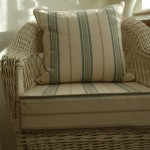 Bespoke Bedroom Chair Cushions