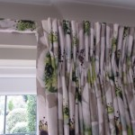 Curtains On Lathe And Fascia
